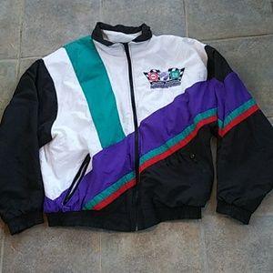 Retro 90's Motorsports Network Jacket